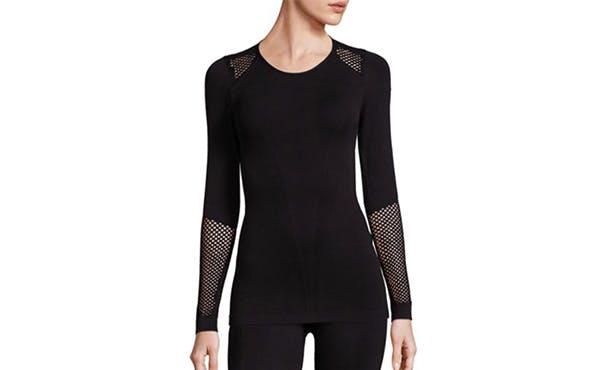 Alala seamless mesh shirt
