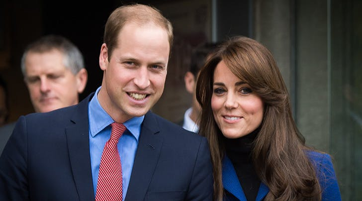 Prince William & Kate Middletons Royal Tour Schedule Includes a Dinner Date with *This* Celeb