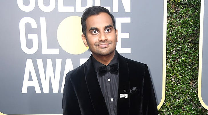 Golden Globes 2018: And the Best Actor in a Musical or Comedy Series Is Aziz Ansari
