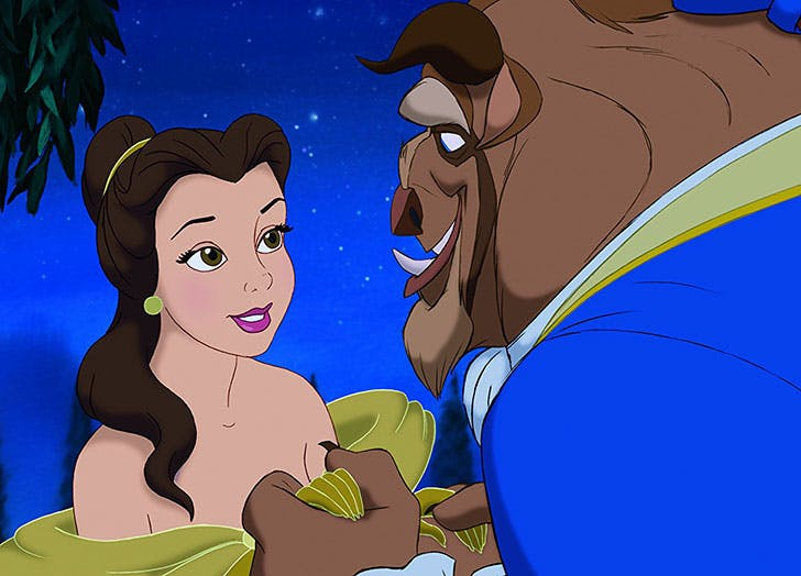 Beauty and the Beast Disney film
