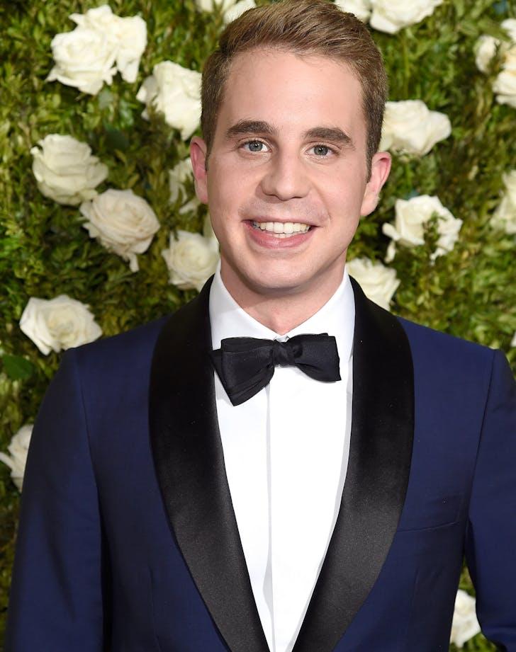 Ben Platt 2018 Grammys