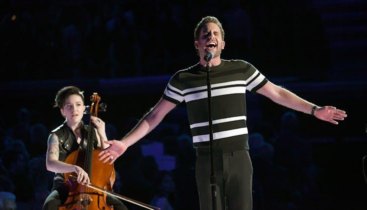 Ben Platt grammys performance