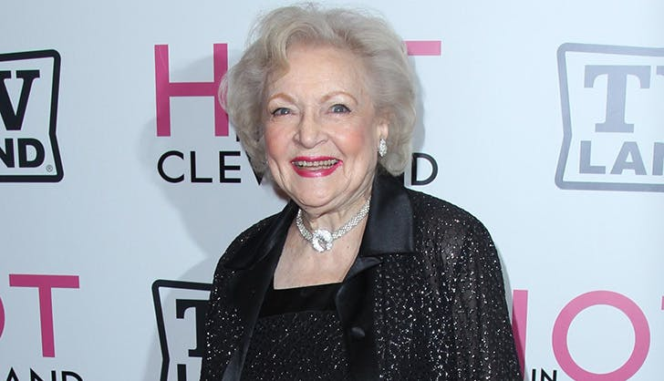 Betty White turns 96 birthday