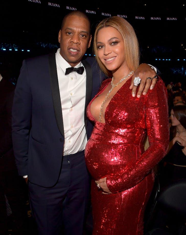 Beyonce Jay Z grammys couple