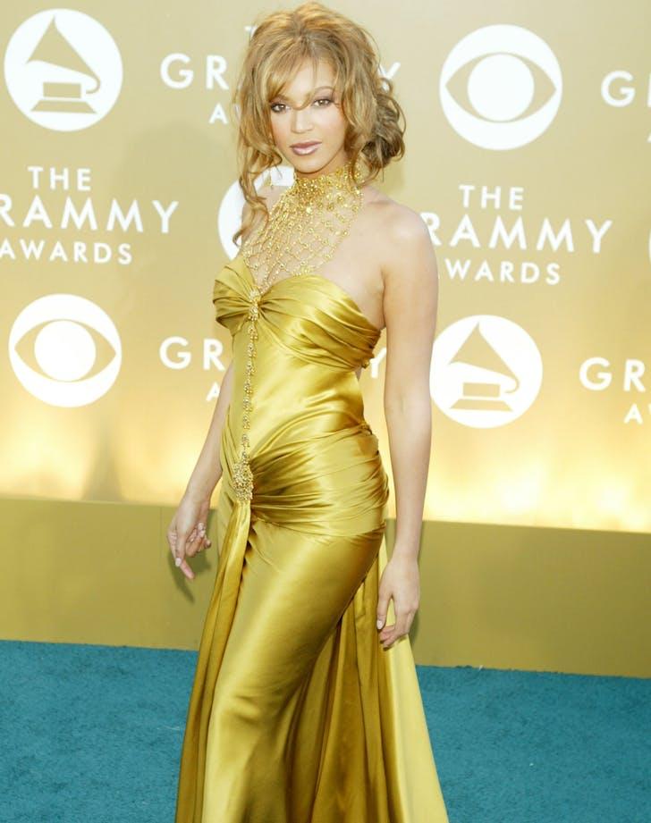 Beyonce first grammy