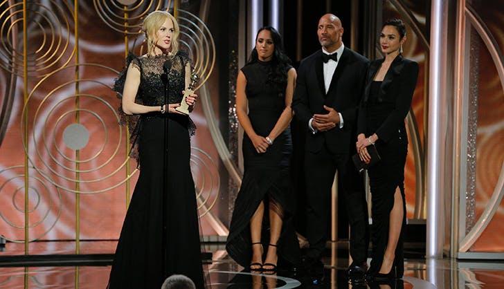 Golden Globes 2018: 'Big Little Lies' Lands Best TV Miniseries or Movie