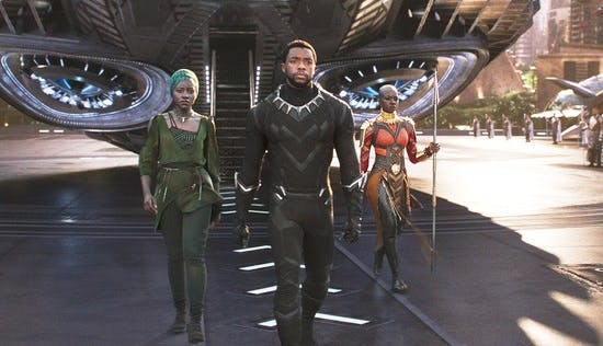 BlackPanther release