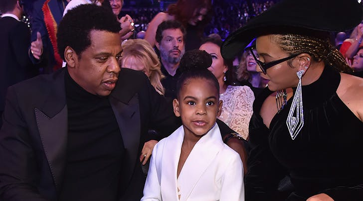 Blue Ivy Carter Stole the Show at the 2018 Grammy Awards (Again)