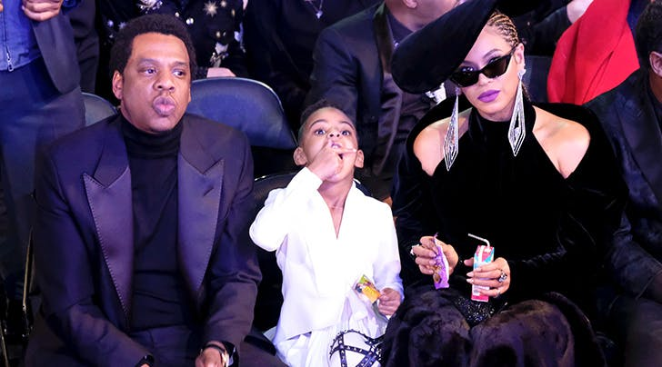 PSA: Blue Ivy Carter Is Here to Remind You Shes in Charge