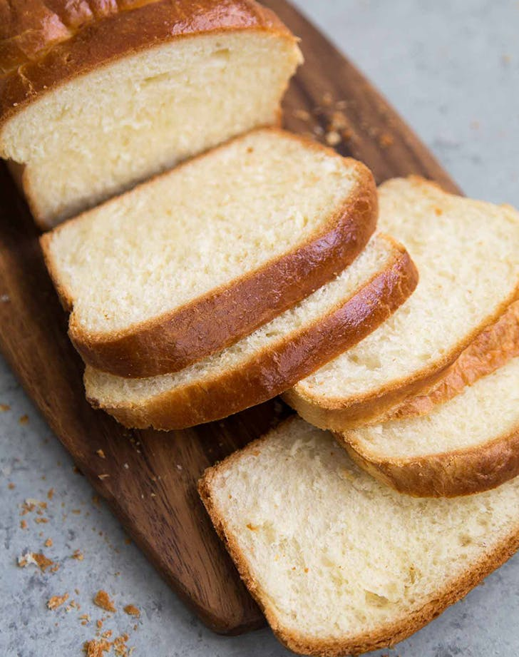 Brioche Loaf Bread easy bread recipes