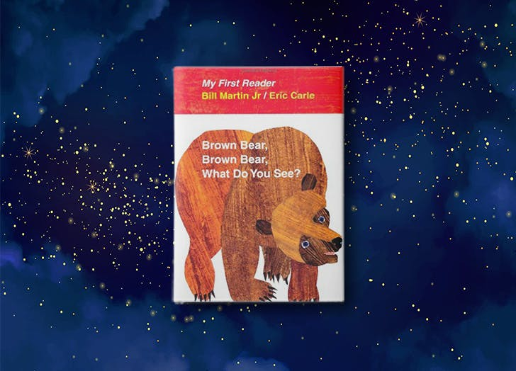 Brown Bear  Brown Bear  What Do You See  by Bill Martin Jr. and Eric Carle bedtime story for kids