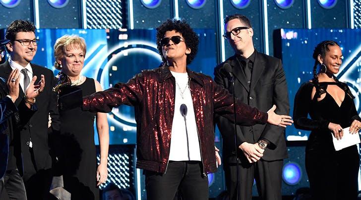 Grammy Awards 2018: Bruno Mars Wins Album of the Year