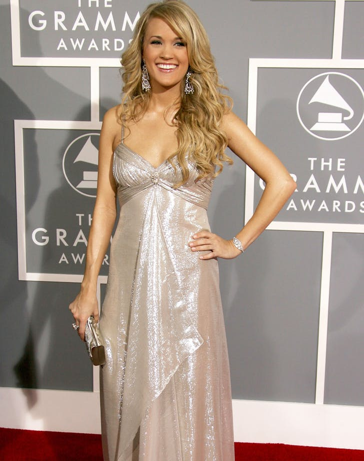 Carrie Underwood first grammy copy1