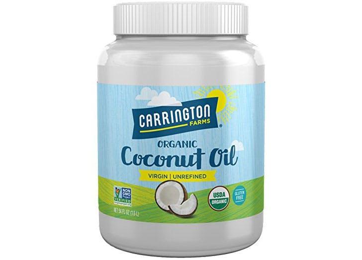 Carrington Farms Organic Virgin Coconut Meghan Markle beauty favorite