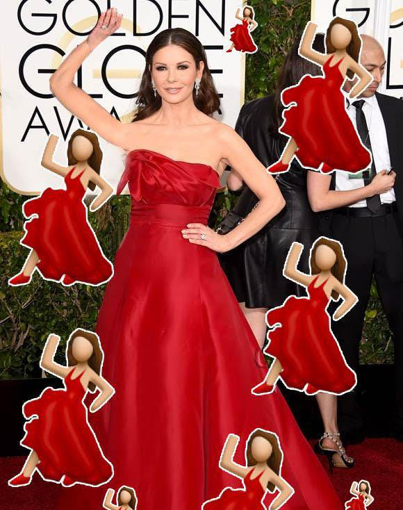 Catherine Zeta Jones Emoji 1