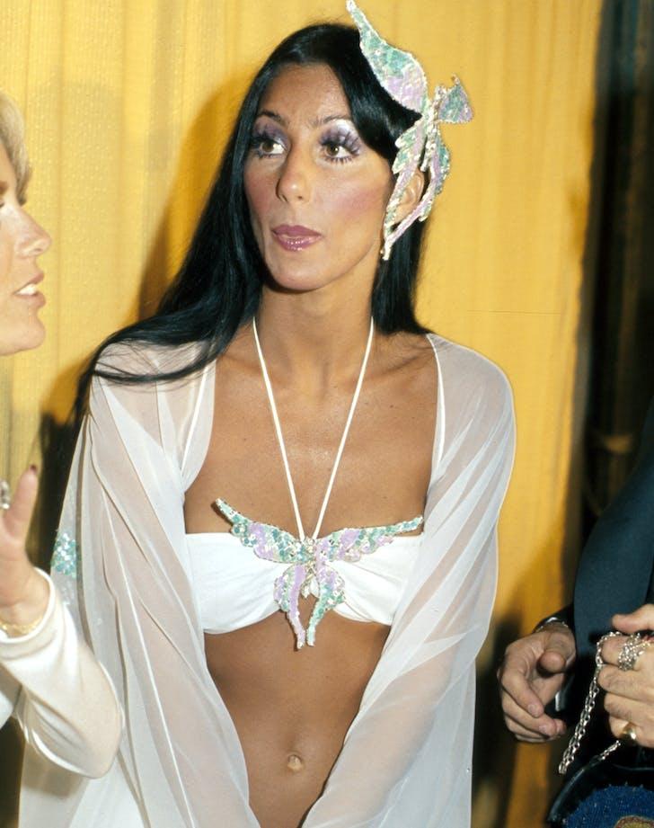 Cher 1974 Grammys