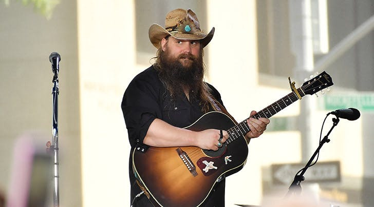 Grammy Awards 2018: Chris Stapleton's 'Broken Halos' Is This Years Best Country Song