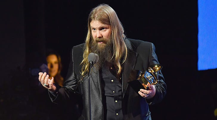 Grammy Awards 2018: Best Country Album Goes to Chris Stapletons 'From a Room: Volume 1'