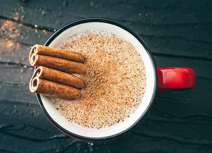 Cinnamon drink