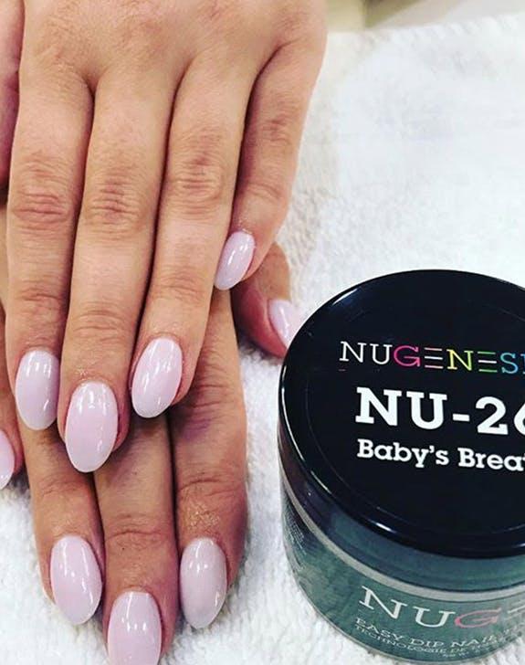 Nuvonails Esthershiner Instagram