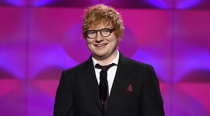 Grammy Awards 2018: Ed Sheeran Dethrones Adele for Best Pop Solo Performance
