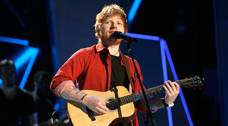 Grammy Awards 2018: Ed Sheeran Awarded with Best Pop Vocal Album