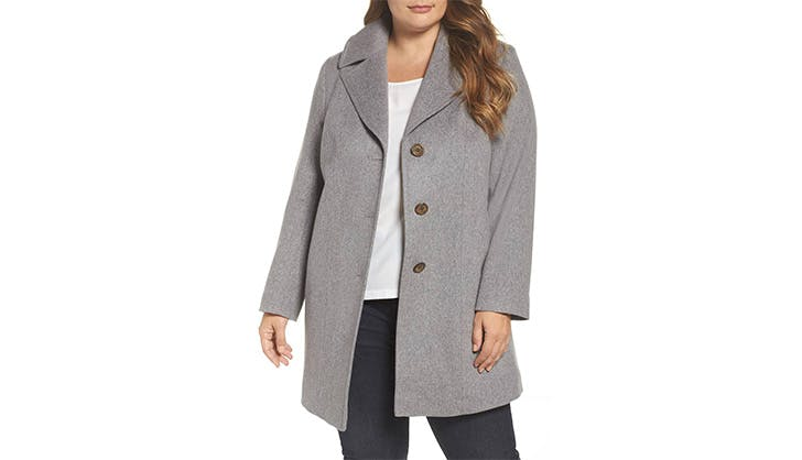 Fleurette Walking Coat