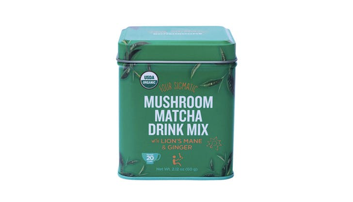 Four Sigmatic Mushroom Matcha Drink Mix