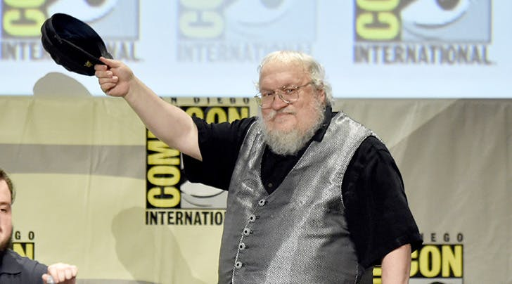 ATTN, 'GoT' Fans: A New George R.R. Martin Show Is Coming to a TV Near You