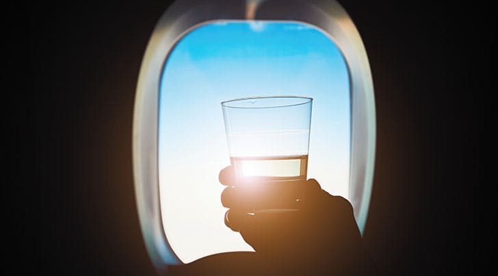 You Can Now Get Free Wine and Beer on These American Airlines Flights