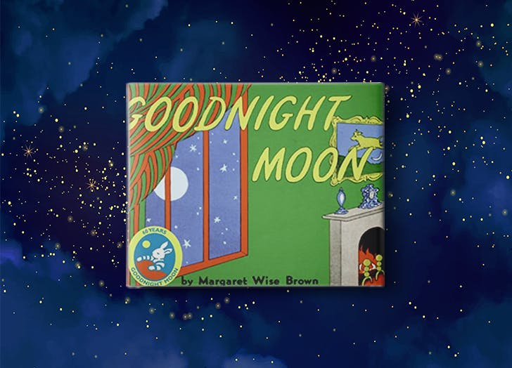 Goodnight Moon by Margaret Wise Brown bedtime story for kids