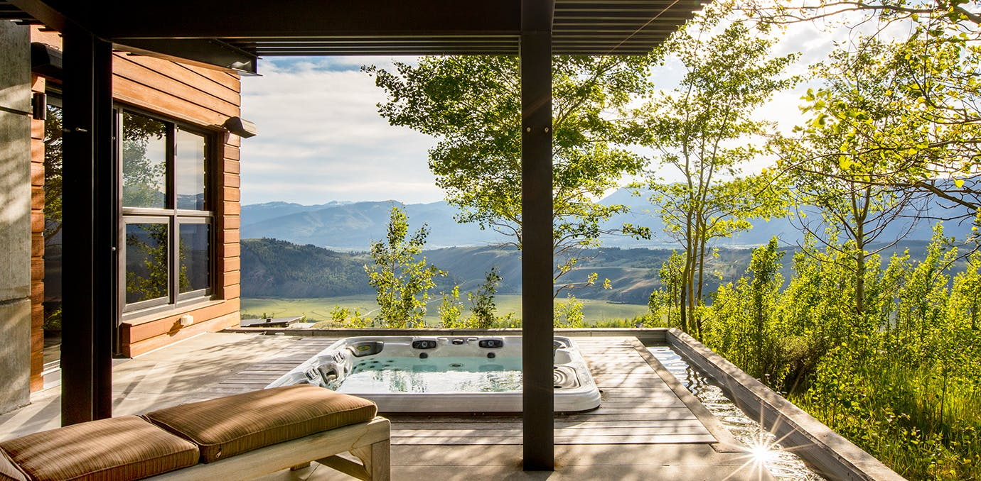 Grand Outlook  Jackson Hole  Wyoming  luxe resorts