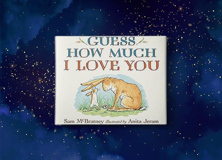 Guess How Much I Love You by Sam McBratney bedtime story