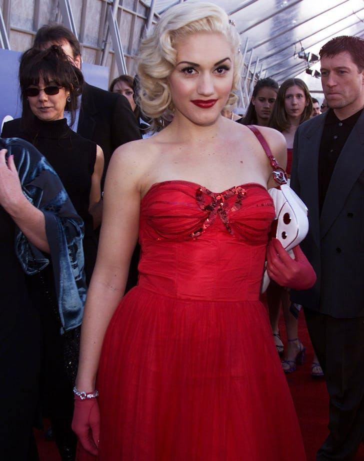 Gwen Stefani first Grammy