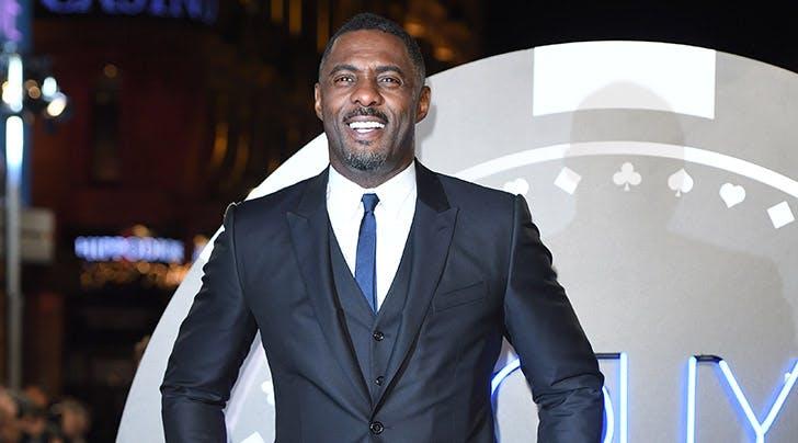 Bless! Idris Elba Wants a Woman to Play the Next James Bond