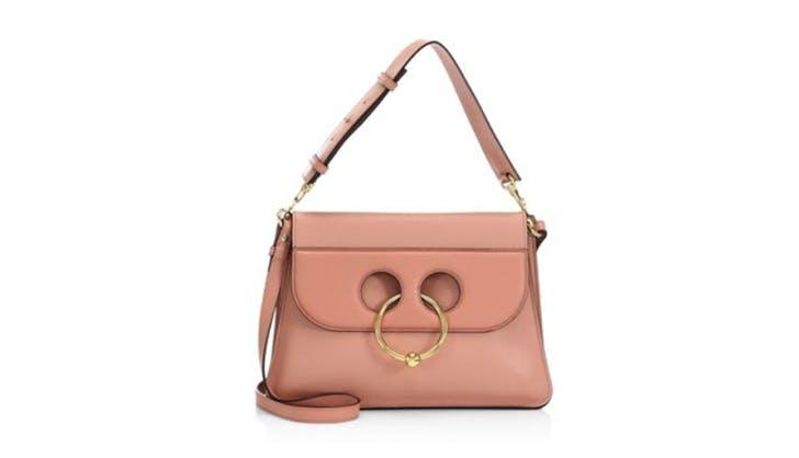 JW Anderson Pink Top Handle Bag