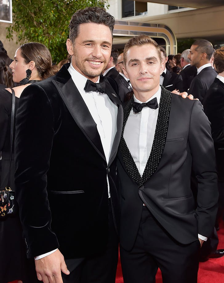 James Dave Franco Golden Globes 20181