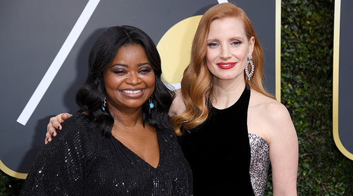 Jessica Chastain & Octavia Spencer Are Teaming Up for the Holiday Comedy of Our Dreams