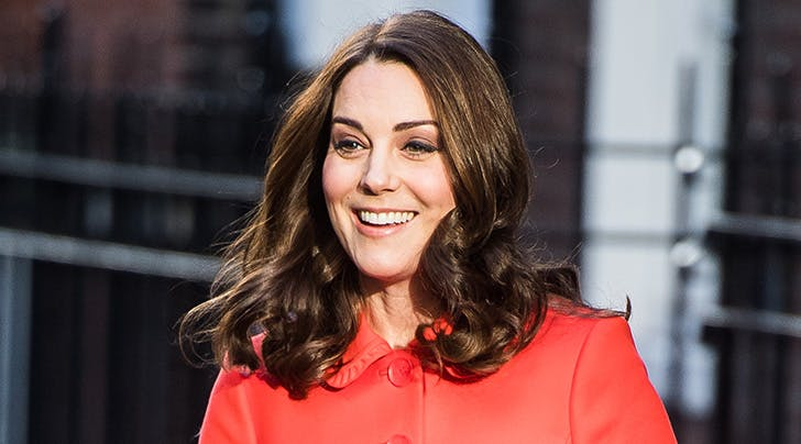 Kate Middleton Springs into SuperMom Mode During Royal Outing