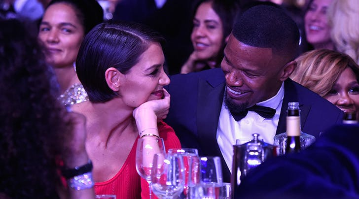Katie Holmes & Jamie Foxx Stepped Out As a Couple For the First Time, Like, Ever: See the Pic!
