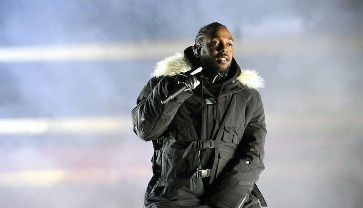 Kendrick Lamar 2018 Grammys
