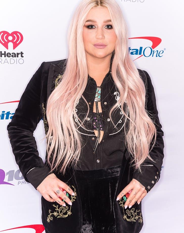 Kesha 2018 grammys