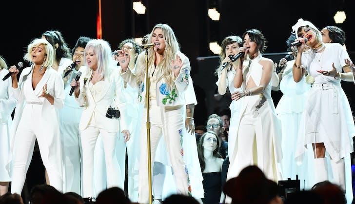 Kesha Grammys