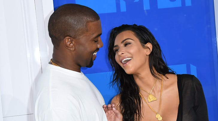 Kim Kardashian & Kanye West Welcomed a Baby Girl & We Have a Slew of Baby Name Suggestions