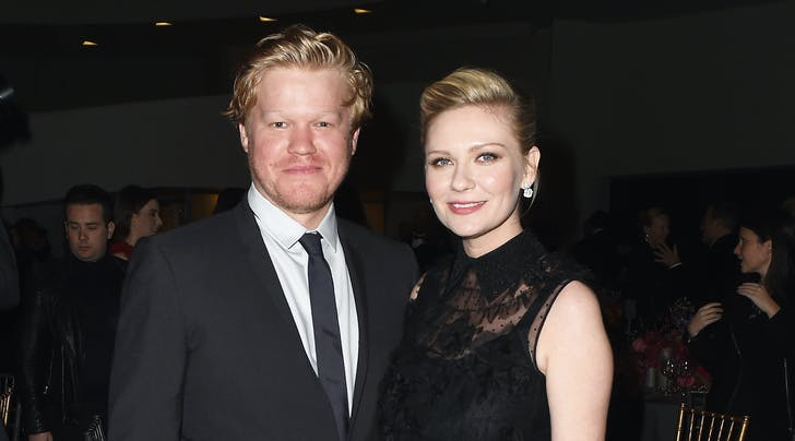 Pop the Martinelli's! Kirsten Dunst & Her Fiancé Jesse Plemons Are Expecting Their First Child