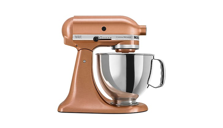 KitchenAid Mixer copper
