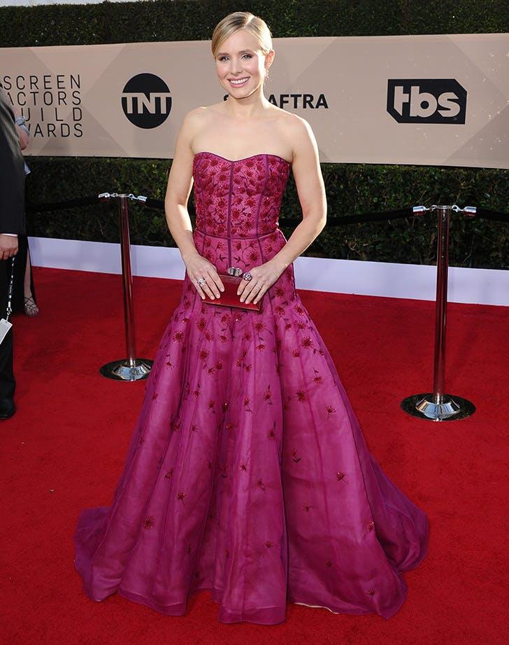 Kristen Bell SAG Awards3