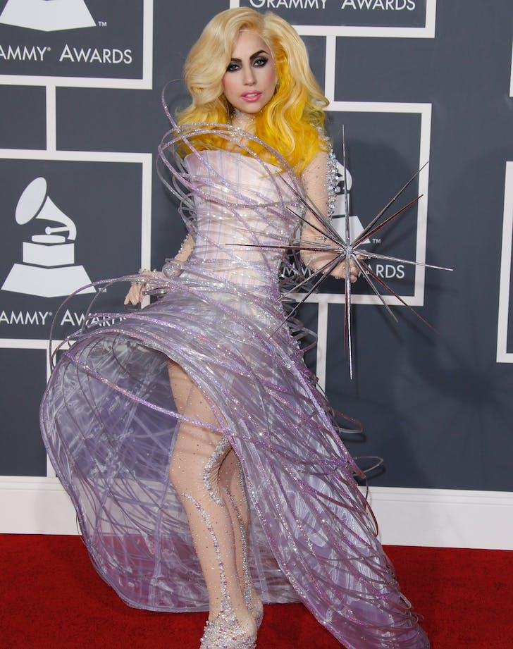 Lady Gaga Grammys1