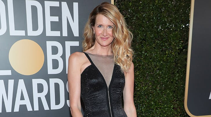 Golden Globes 2018: the Statuette for Best Supporting TV Actress Goes to Laura Dern