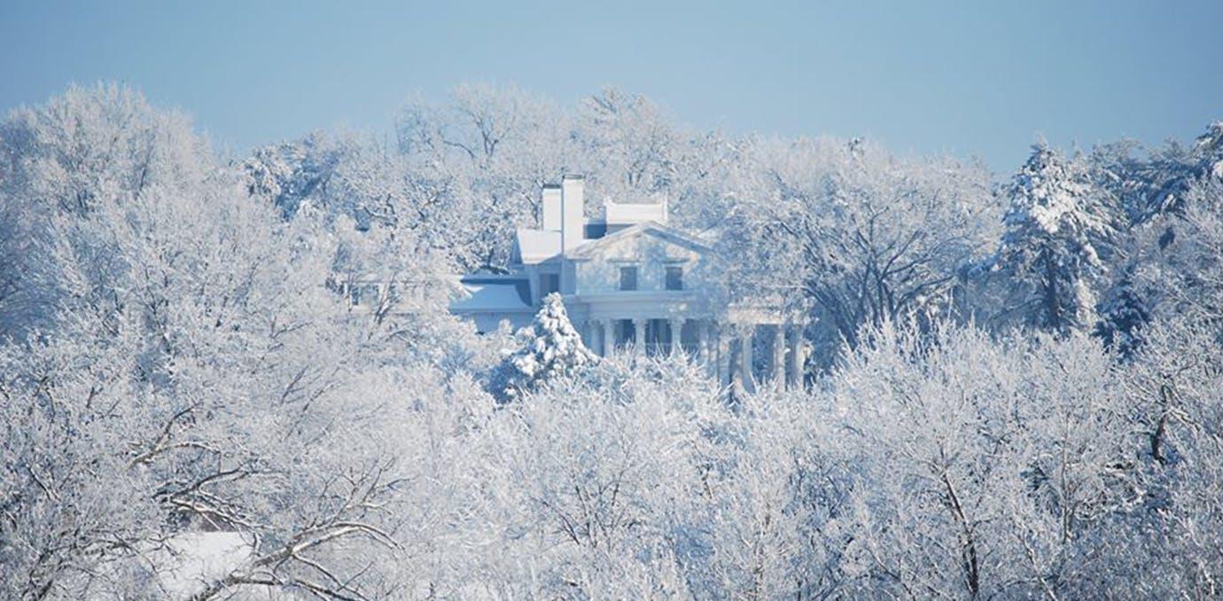 Lied Lodge Nebraska City  Nebraska best midwest winter vacations